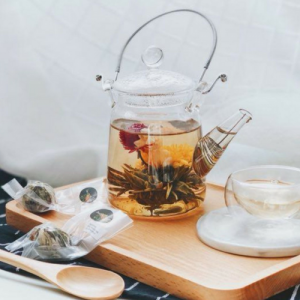 Blooming Tea Ball (Flowering Tea Ball)