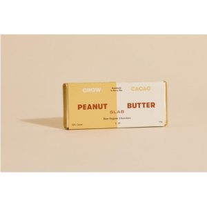 Peanut Butter Slab Chocolate