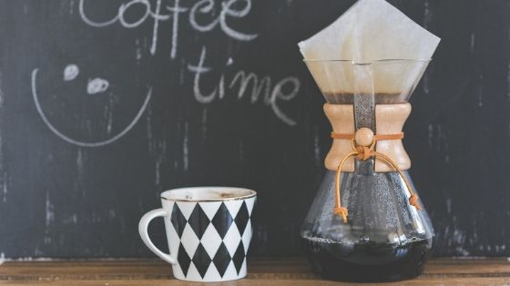 Slow-coffee-chemex